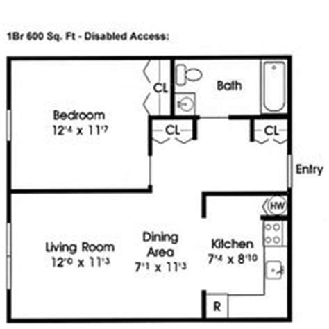 1000 Images About Home Floor Plans On Pinterest Ranch 600 Square Foot House With Loft