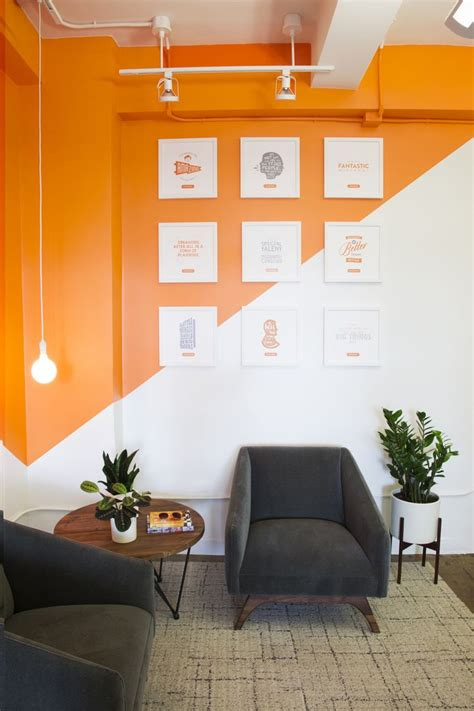 Ideas For Offices best 25 orange office ideas on pinterest office space