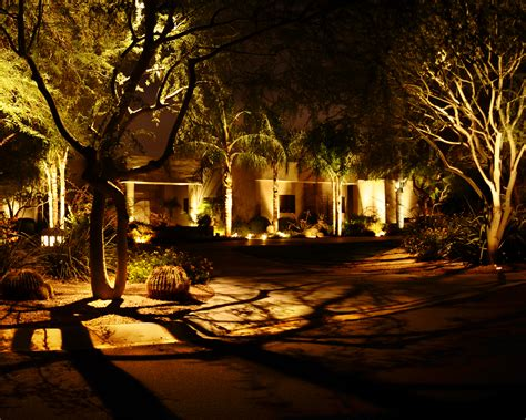 Outside Landscape Lights Kitchlerlighting Is Choice For Landscape Lighting House Lighting
