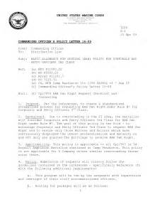 naval format letter template 8 best images of marine corps naval letter format marine