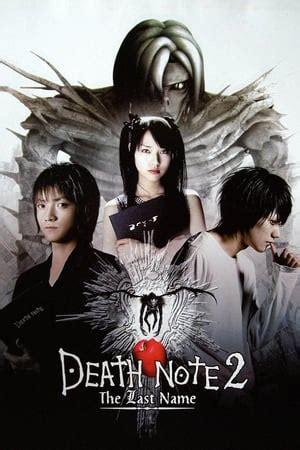 Nonton Anime Death Note Season 2 Nonton Film Streaming Download Movie Terbaru