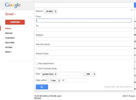 Search Gmail Emails 71 Gmail Tips Tricks To Make You A Quot Gmail Quot
