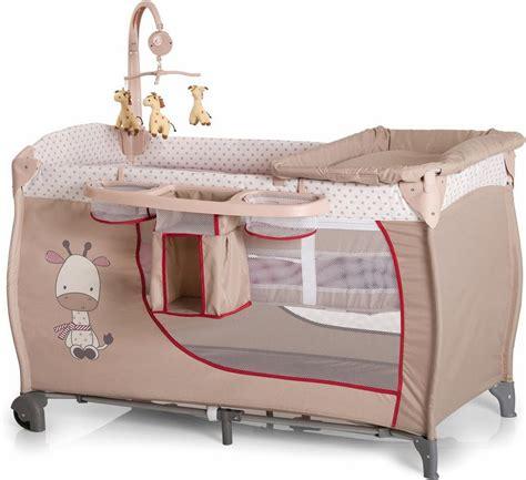 hauck for reisebett mit mobile und tragetasche