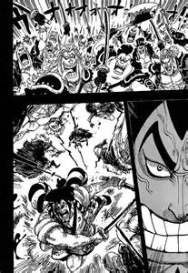 One Piece Chapter 970 Oden Vs Kaido - One Piece Manga Online