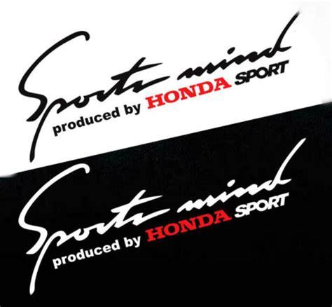 Emblem Sports Mind vinyl sports mind car sticker auto eyelashes decal emblem