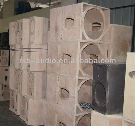empty plastic speaker cabinets wooden speaker enclosure empty speaker cabinets for sale
