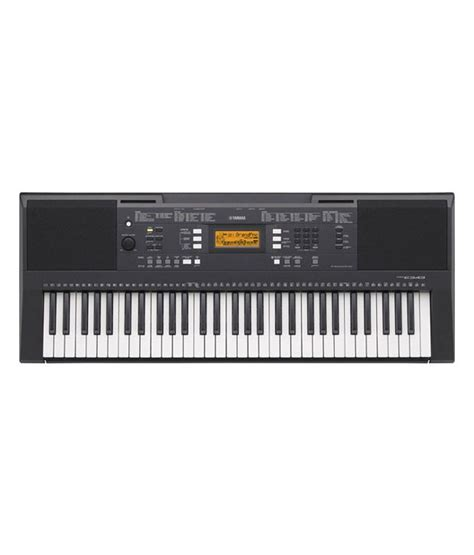 Keyboard Yamaha E343 yamaha psr e343 portable keyboard with adapter 3 years