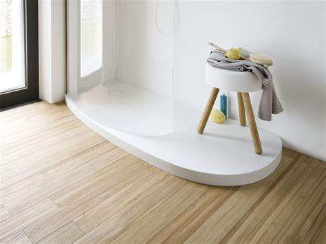 corian design fonte shower tray by rexa design design graffeo
