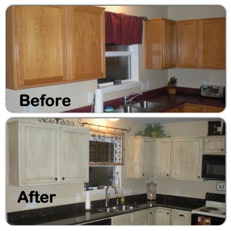 kitchen cabinet transformation 17 best ideas about cabinet transformations on pinterest