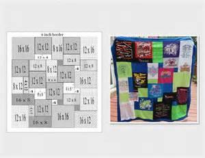 t shirt quilt template t shirt quilt pattern printable studio design