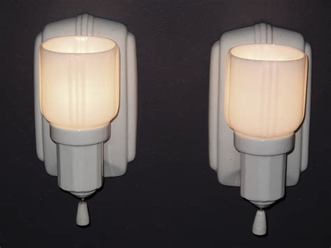 Porcelain Bathroom Lighting Vintage Kitchen Lighting Retro Bathroom Lights