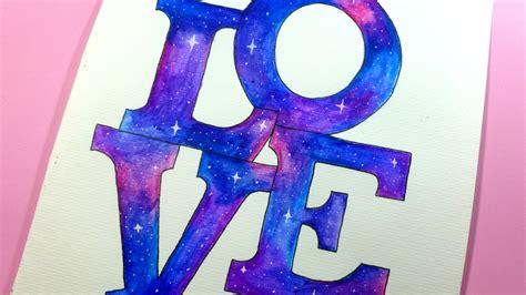 imagenes de galaxia wander a lapiz como dibujar pintar galaxia de love con lapices