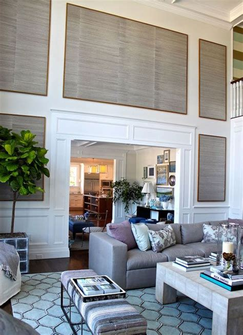 decorating high walls remodelaholic 24 ideas on how to decorate tall walls