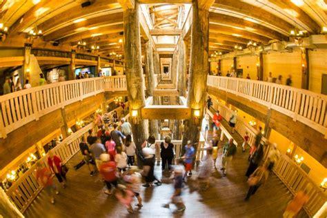 ark boat museum ken ham builds 163 77m noah s ark to prove bible is true