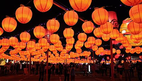 new year 2018 lantern festival the taiwan lantern festival 2018 beckons are you