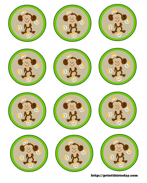 printable jungle labels free printable labels jungle themed baby shower