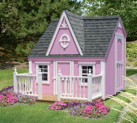backyard playhouse kits diy girls and boys playhouse designs for backyard bahay ofw