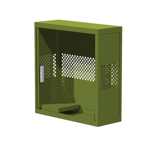 Ammo Shelf by Bin Systems Spacesaver Universal Weapons Rack