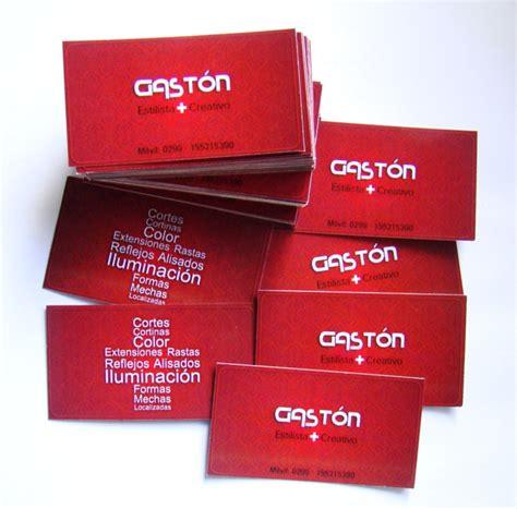 Tarjetas De Presentaciones Personales Efectivas tarjetas personales gigantograf 237 as per 250