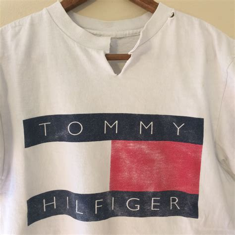 Kitchen Furniture For Small Kitchen vintage distressed tommy logo crop top on storenvy