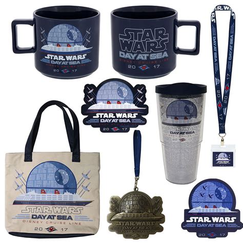 wars merchandise new disney cruise line merchandise offerings for wars