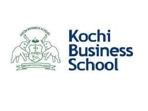 Mba Finance In Kochi by Kochi Business School Mba Admission Open Application