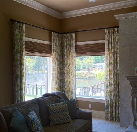Curtains For Family Room Family Room Contemporary Window Treatments Ta By Curtain Pros
