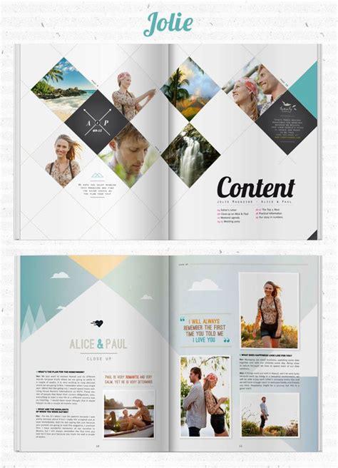 page design ideas 1000 ideas about magazine layouts on pinterest