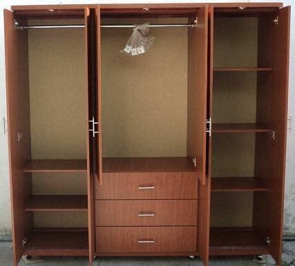 imagenes de roperos minimalistas hermoso closet ropero moderno minimalista 3 piezas