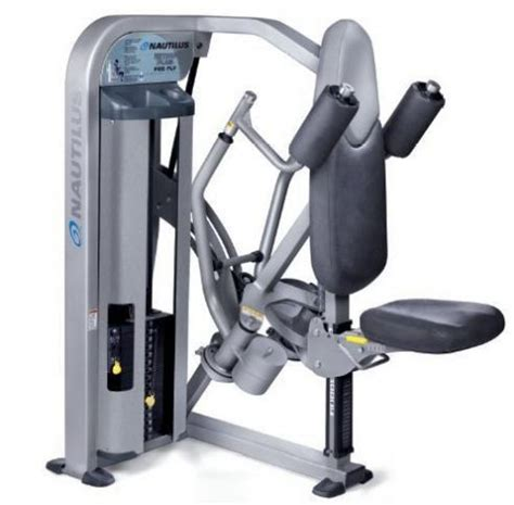 this nautilus nitro exercise machine is made to work the