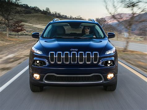 jeep suv 2017 jeep cherokee price photos reviews features