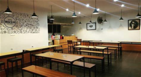 desain meja warkop 9 desain warung kedai kopi sederhana tapi elegan