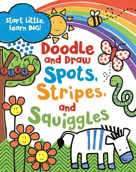 doodle and draw book handprint pattern pictures inspired by doodle and draw