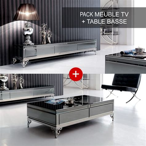 ensemble meuble tele ensemble meuble t 233 l 233 et table basse el 233 gante