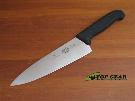 victorinox kitchen knives fibrox victorinox fibrox 8 inch chef knife 5 2063 20