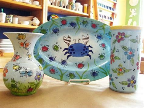color me mine virginia 17 best images about gifts on ceramics