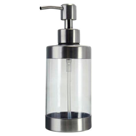 shower shampoo dispenser stainless steel