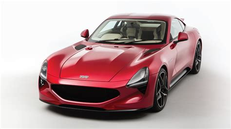 tvr new car new car tvr