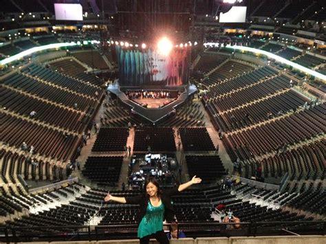 pepsi center seating concert october 2012 eforunner page 2