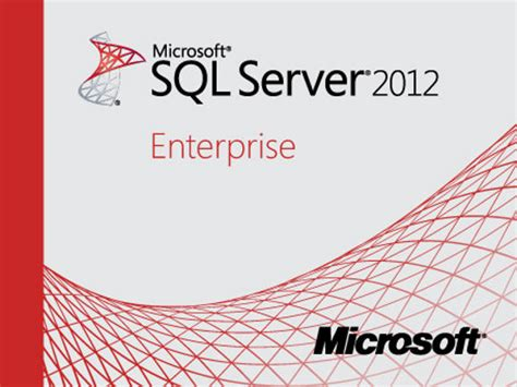 Microsoft Sql Server Enterprise microsoft aims high and low with sql server 2012 test