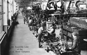 ford motor company timeline ford