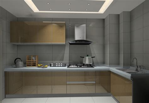 Small Kitchen Interiors Small Kitchen Interior Design Rendering Interior Design