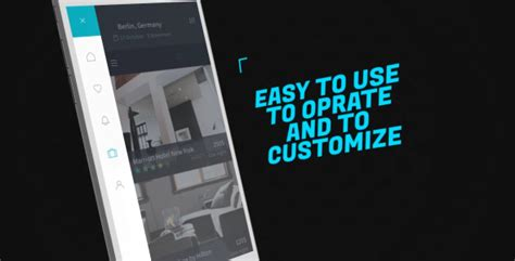 Mobile App Presentation Video Intro After Effects Template Videohive 19277415 After App Introduction Template