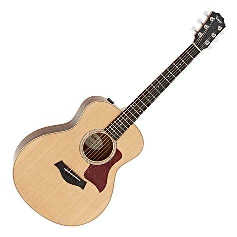 Gs Mini E Acoustic Guitar disc gs mini e rw electro acoustic guitar with elixir strings at gear4music ie