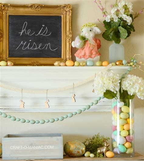 easter home decor 65 appealing and unique easter home decorating ideas