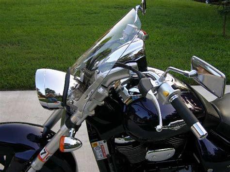 Suzuki M50 Windshield by M50 Windshield Question