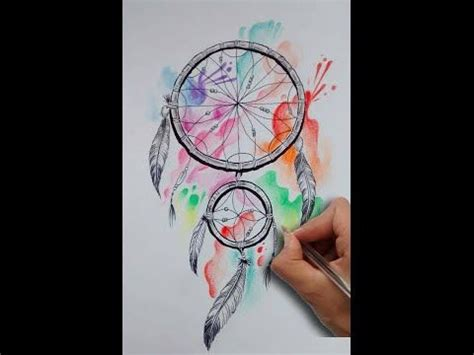 dreamcatcher tattoo youtube 17 best images about painting 7 drawing on pinterest