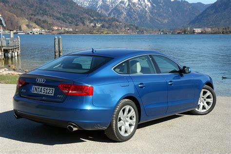 Kfz Steuer Audi A4 by Audi A5 Sportback 2 0 Tfsi Eleganter Bayer Im Fahrbericht