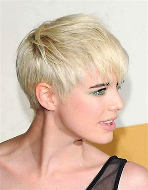 short hairstyles for fine hair pictures new short hairstyles for fine hair new hairstyles ideas