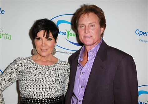 how did kris kardashian meet bruce jenner 10 secrets you need to know about kris and bruce jenner s